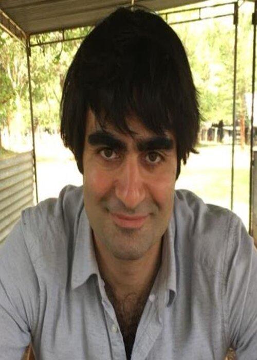 Amir Habibi, Ph.D.